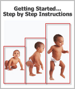 A Step by Step Instruction Guide: