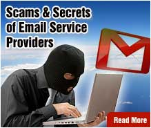 Most Email Service Companies are Scam Artists!